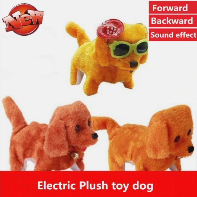 Интерактивные мягкие игрушки